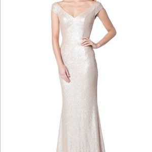 Evening Gown/Bridesmaid Dress/Prom Dress